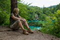 Hiker Take Rest Stock Photography - 37750572