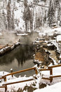 Strawberry Park Hot Springs Stock Images - 37760504