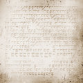Of The Ancient Hieroglyphs, Textured Background Stock Photography - 37790352