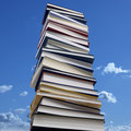 Stack Of Books Stock Images - 3780124