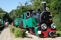 Old Locomotive Stock Images - 3780964