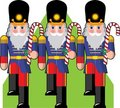Toy Soldiers Royalty Free Stock Photography - 3786027