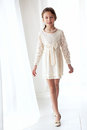 Lace Dress Royalty Free Stock Images - 37801739