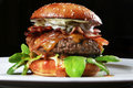 Burger Stock Images - 37856684