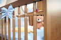 Baby Bed Stock Photos - 37856733
