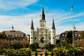 Jackson Square, New Orleans Stock Photo - 37857960