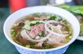 Vietnamese Pho Beef Noodle Soup Royalty Free Stock Image - 37859656