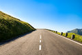 Empty Country Road Stock Photography - 37869862
