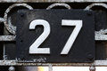 House Number Royalty Free Stock Photography - 37885047
