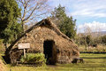 Mapuche Hut Royalty Free Stock Images - 37888039