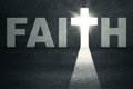 Faith Door Royalty Free Stock Images - 37896199
