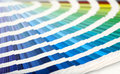Color Guide Close-up Royalty Free Stock Photo - 3792495