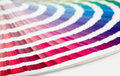 Color Guide Close-up Stock Image - 3792571