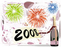 Happy New Year Royalty Free Stock Images - 3795799