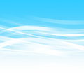 Blue Wave Abstract Background Royalty Free Stock Images - 37905939