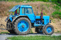 Old Tractor Royalty Free Stock Image - 37940516