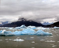 Ice Floes From An Arctic Glacier. Stock Photos - 37940633