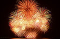 Colorful Fireworks Display Stock Photography - 37952112