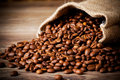 The Sack Of Coffee Beans Stock Images - 37964904