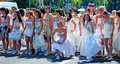 A  Wedding Race  Event Stock Image - 38062781