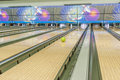 Bowling Alley Stock Photography - 38064802