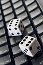 Roll Of The Dice Royalty Free Stock Photography - 3811917