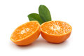 Tangerine Slice Stock Images - 38104754