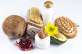 Set For Massage Or Body Care Stock Photography - 38104922