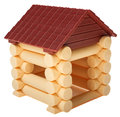 Wooden House Stock Photography - 38107152