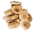 Pile Of Dried Figs Royalty Free Stock Photography - 38110347