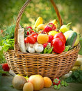 Fresh Organic Fruits And Vegetables Royalty Free Stock Photos - 38136048