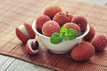 Fresh Lychee Royalty Free Stock Images - 38147069