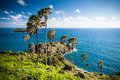 View From Promthep Cape, Phuket, Thailand Royalty Free Stock Images - 38151669
