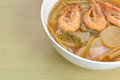 Sour Soup Made Of Tamarind Paste, Thai Food Stock Image - 38160531