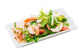 Glass Noodle With Seafood Royalty Free Stock Image - 38194146