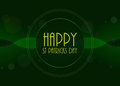 Special St.Patrick S Day Background Royalty Free Stock Images - 38209899