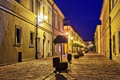 Old Town In Zamosc Stock Photos - 38219773