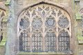 Old Cathedral Window Royalty Free Stock Photo - 38236725
