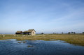 Fishermens Old Cabins Stock Images - 38249644