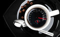 Coffee Cup With Speedometer Royalty Free Stock Photos - 38268028