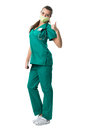 Surgeon Show Success Royalty Free Stock Images - 38274459