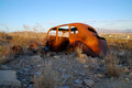 Rusty Car Stock Photography - 38286062