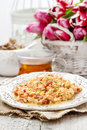 Scrambled Eggs With Tomatoes Stock Photo - 38303600