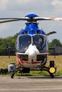 Dutch Police Helicopter Stock Photos - 38321443