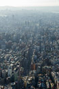 Birds Eye View Of Taipei In Daylight Royalty Free Stock Images - 38329949