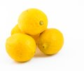 Pile Of Yellow Lemons Royalty Free Stock Photography - 38333617