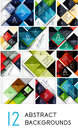 Mega Collection Of Square Abstract Background Royalty Free Stock Photos - 38367648