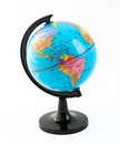 The Globe. Representation Of Planet Earth Royalty Free Stock Photography - 38372857