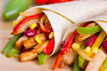 Mexican Fajitas Royalty Free Stock Photo - 38378575