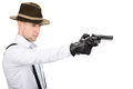 Gangster Royalty Free Stock Images - 38383589